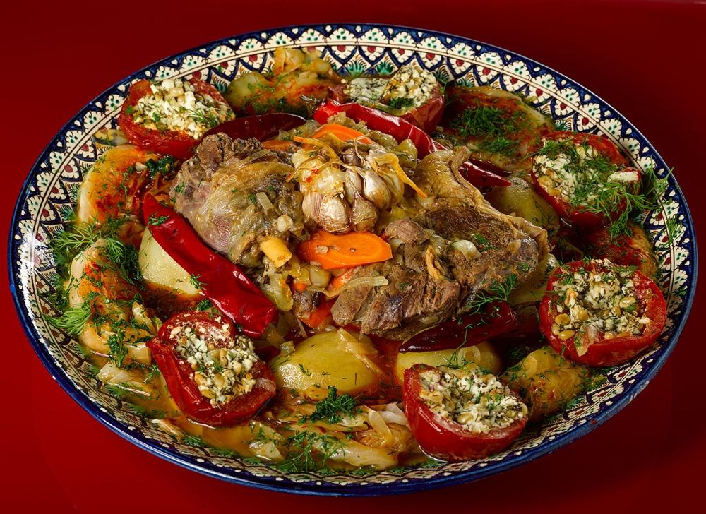 узбекские блюда в казане рецепты с фото часто подобные
